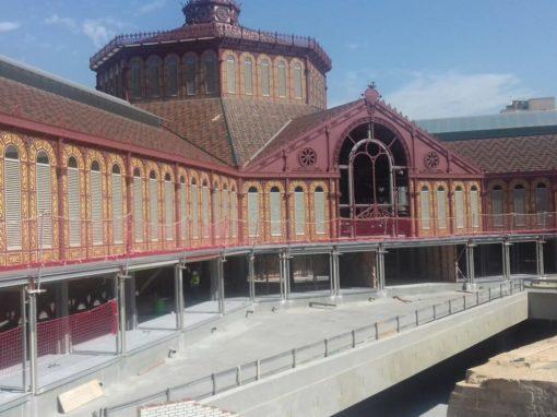 Mercat de Sant Antoni (Barcelona)