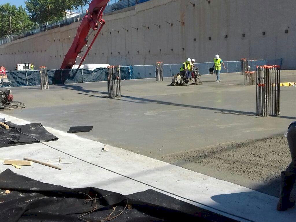 Pavimentos industriales pavisa terrassa 6 pavisa for Pavimentos industriales